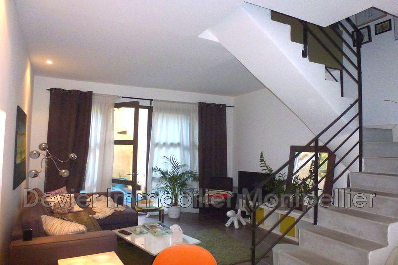 Photo n°2 - Location maison de ville Montpellier 34000 - 970 €