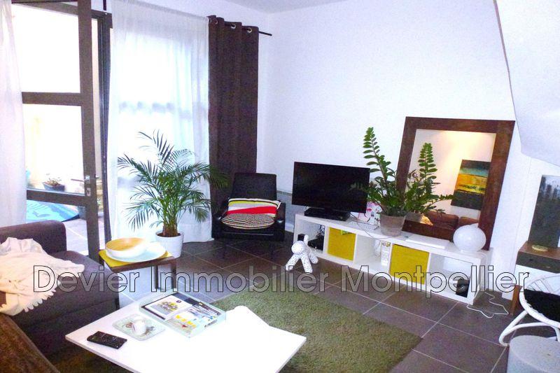 Photo n°4 - Location maison de ville Montpellier 34000 - 970 €