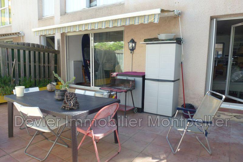 Maison Montpellier Hôpitaux facultés,  Location maison  2 chambres   60m²