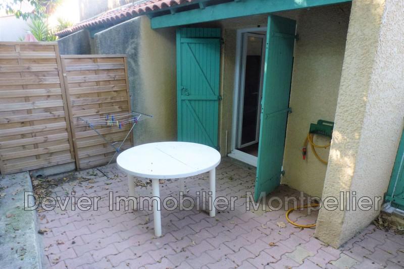 Maison Montpellier La chamberte,  Location maison  2 chambres   55m²