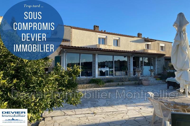 Maison Montpellier Autres secteurs,   achat maison  4 chambres   136m²