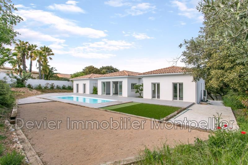 Maison contemporaine Montpellier Saint georges d'orques,   achat maison contemporaine  6 chambres   181m²