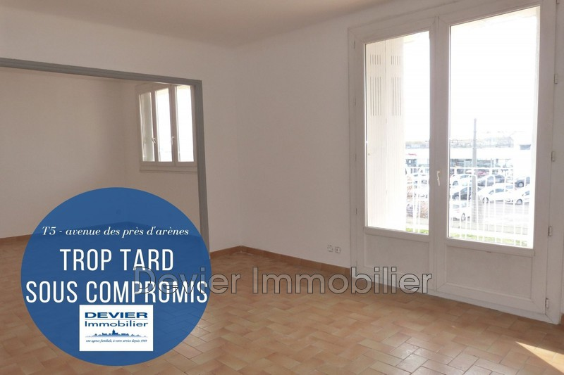 Photo Apartment Montpellier Près d'arènes,   to buy apartment  5 rooms   78 m²