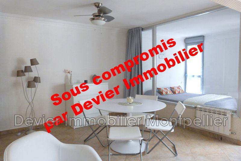 Appartement Montpellier Gare,   achat appartement  2 pièces   44m²