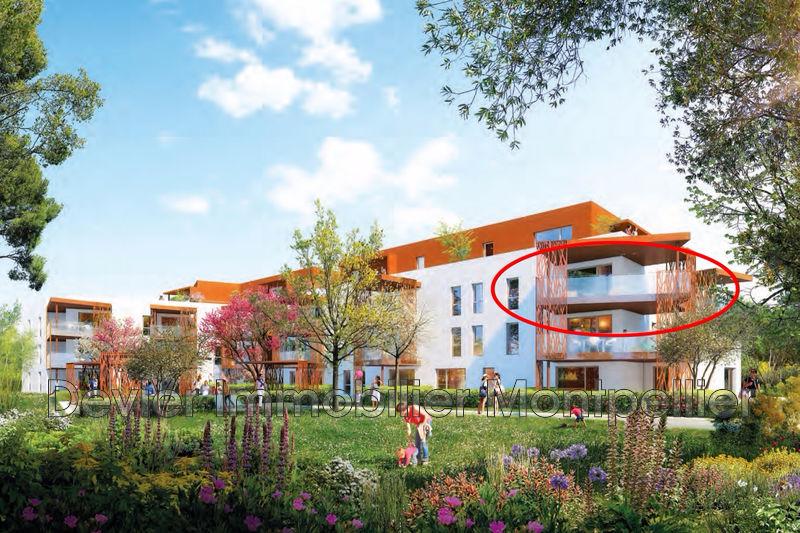 Appartement Pignan Pignan,   achat appartement  4 pièces   80m²
