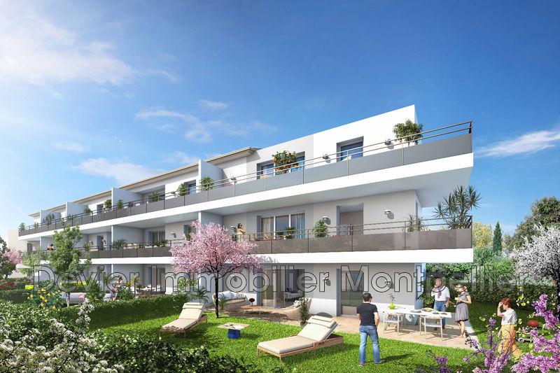 Rez-de-jardin Castries Castries,   achat rez-de-jardin  4 pièces   81m²