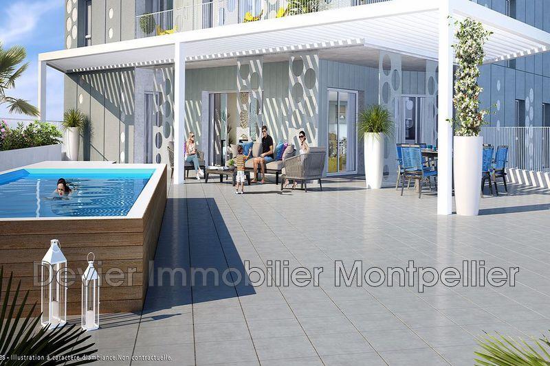 Appartement Montpellier Gare,   achat appartement  4 pièces   112m²