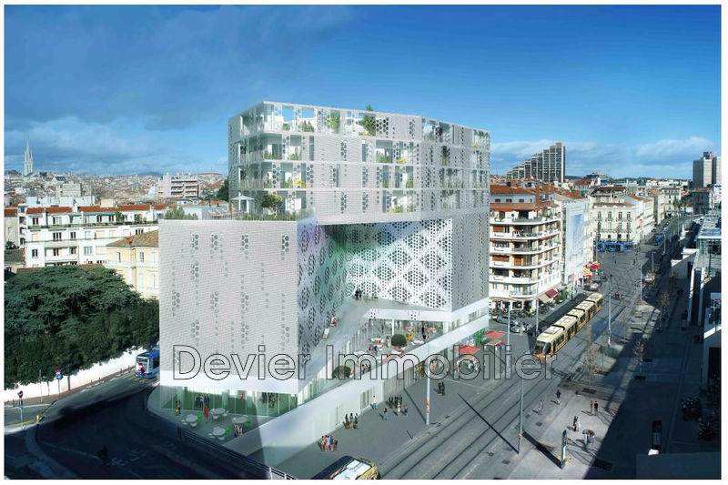 Photo Appartement Montpellier Gare,   achat appartement  3 pièces   65m²