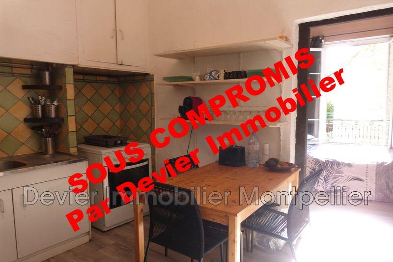 Appartement Montpellier Comédie,   achat appartement  3 pièces   50m²