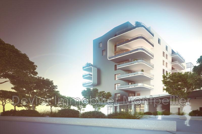 Photo Appartement Montpellier Pompignane,   achat appartement  3 pièces   63m²
