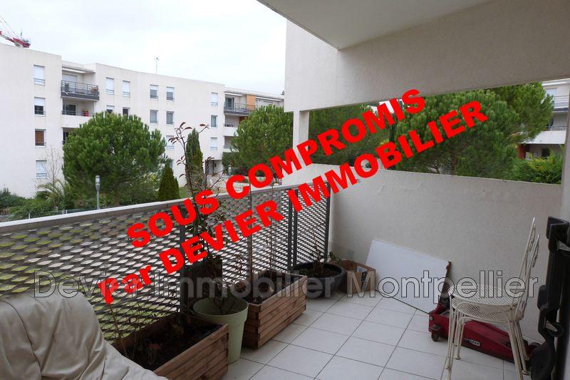 Appartement Montpellier Aiguelongue,   achat appartement  2 pièces   44m²