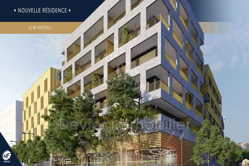 Photo Appartement Montpellier Port marianne,   achat appartement  3 pièces   55m²