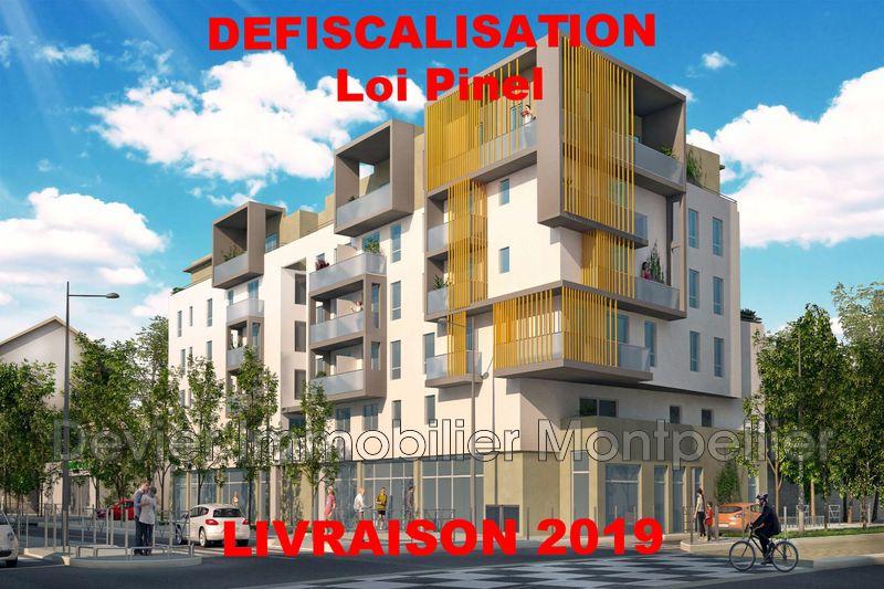 Appartement Montpellier Boutonnet,   achat appartement  1 pièce   26m²