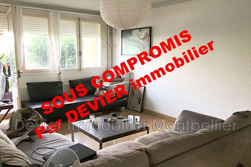 Appartement Montpellier Près d'arènes,   achat appartement  3 pièces   51m²