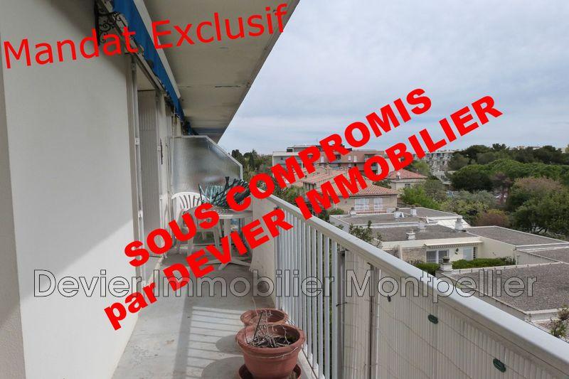 Appartement Montpellier   achat appartement  3 pièces   52m²