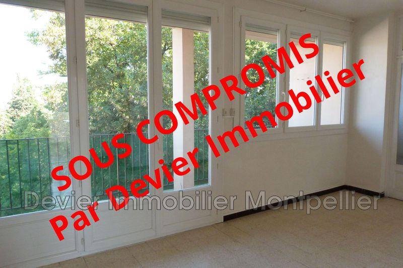 Appartement Montpellier Estanove,   achat appartement  3 pièces   60m²