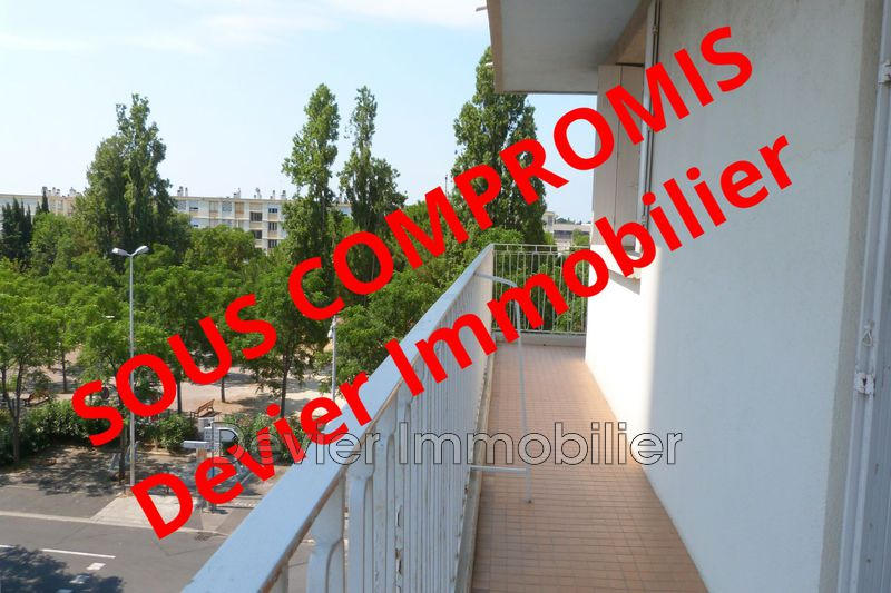 Appartement Montpellier Près d'arènes,   achat appartement  3 pièces   60m²