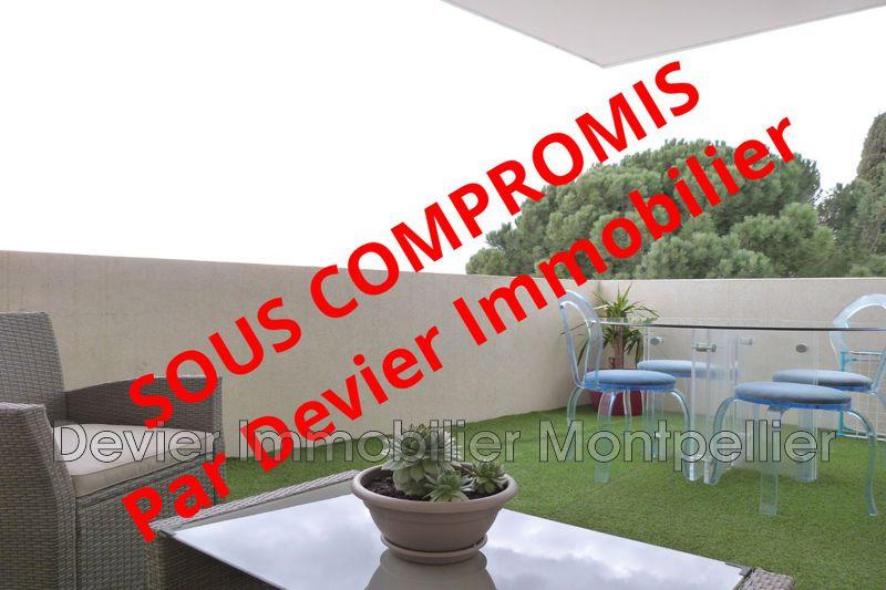 Appartement Saint-Jean-de-Védas Centre,   achat appartement  2 pièces   45m²