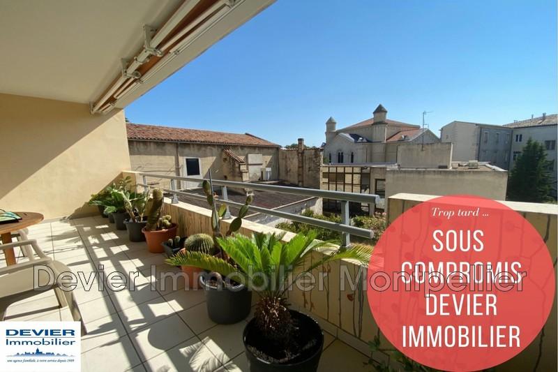 Appartement Montpellier Comédie,   achat appartement  4 pièces   104m²