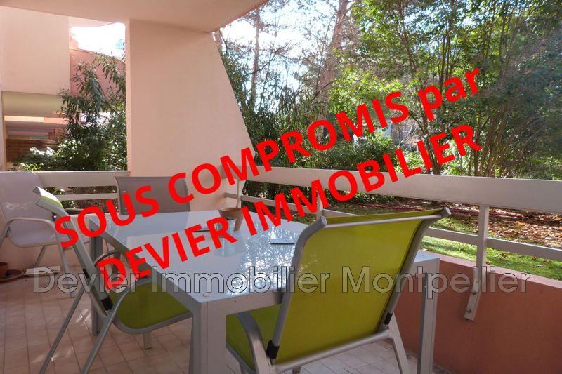 Appartement Montpellier Boutonnet,   achat appartement  2 pièces   42m²