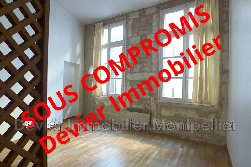 Appartement Montpellier Ecusson,   achat appartement  3 pièces   50m²
