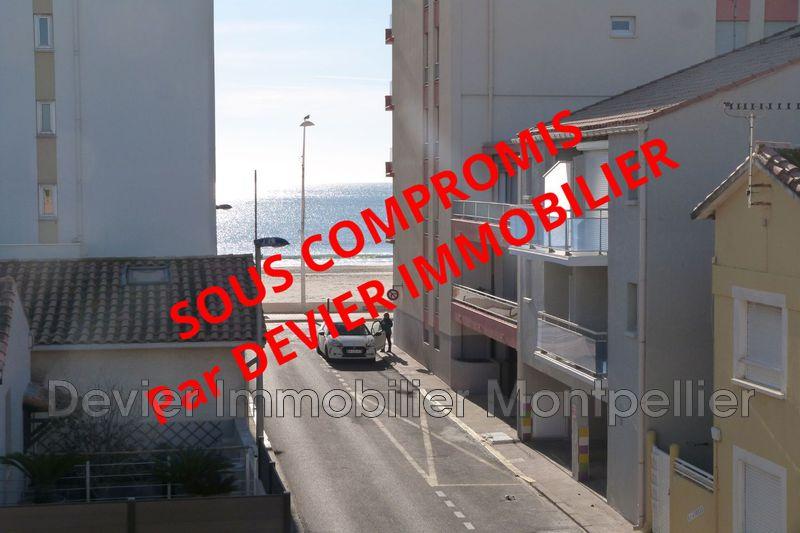 Appartement Montpellier Littoral,   achat appartement  2 pièces   42m²