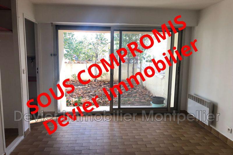 Appartement Montpellier   achat appartement  1 pièce   21m²