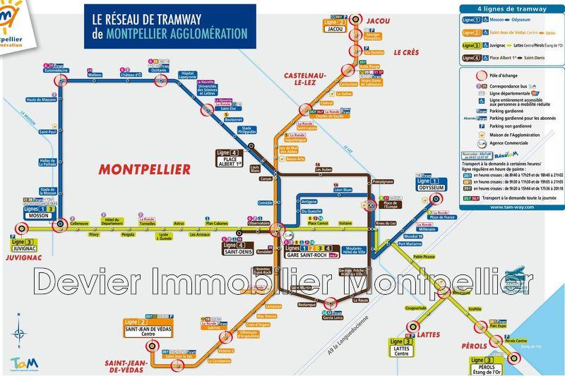 Photo n°9 - Vente appartement Montpellier 34000 - 189 500 €