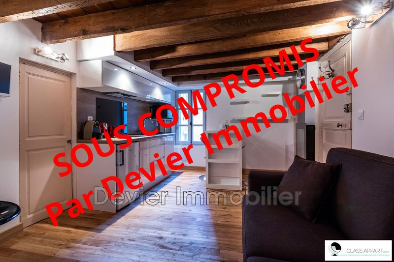 Photo Appartement Montpellier Comédie,   achat appartement  1 pièce   23m²