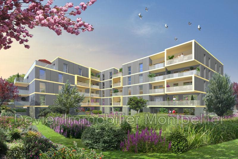 Appartement Montpellier Gare,   achat appartement  4 pièces   97m²