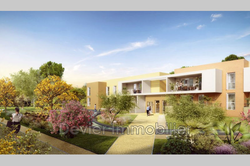 Photo n°2 - Vente appartement Jacou 34830 - 265 000 €