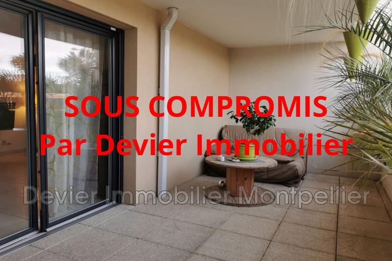 Photo Appartement Saint-Jean-de-Védas Autres secteurs,   achat appartement  2 pièces   49m²