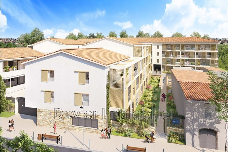 Appartement Milhaud Autres secteurs,   achat appartement  3 pièces   63m²