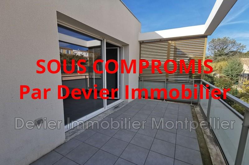 Appartement Montpellier La chamberte,   achat appartement  2 pièces   42m²