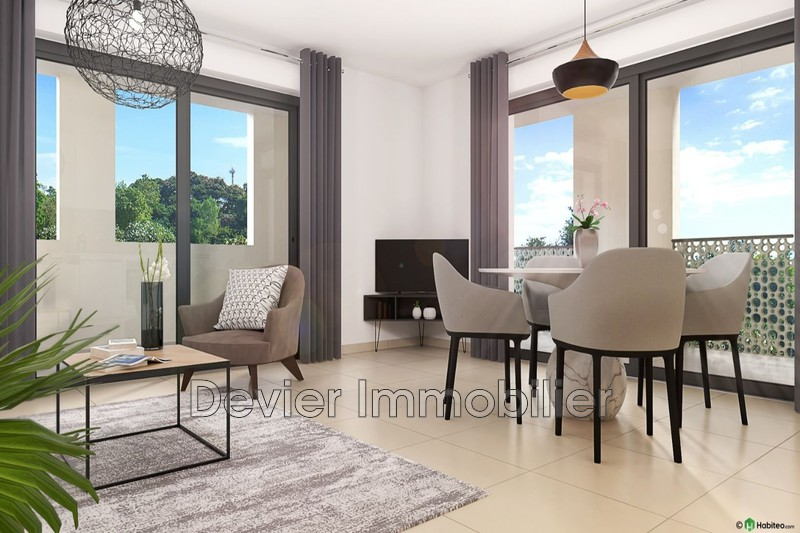 Photo Apartment Montpellier Beaux arts,   to buy apartment  3 room   60m²