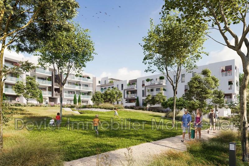 Photo Appartement Montpellier Ovalie,   achat appartement  3 pièces   61m²