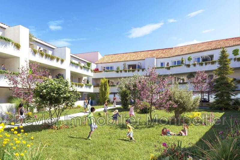 Appartement Vendargues Vendargues,   achat appartement  4 pièces   76m²