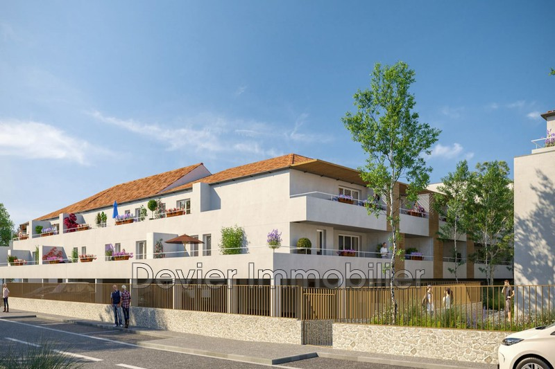 Photo n°4 - Vente appartement Vendargues 34740 - 267 000 €