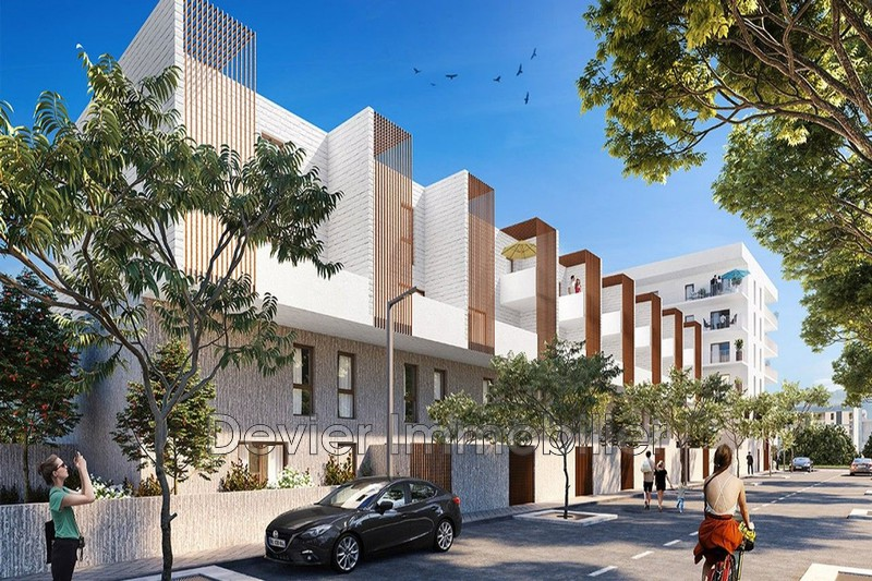 Photo n°2 - Vente appartement Montpellier 34000 - 223 308 €
