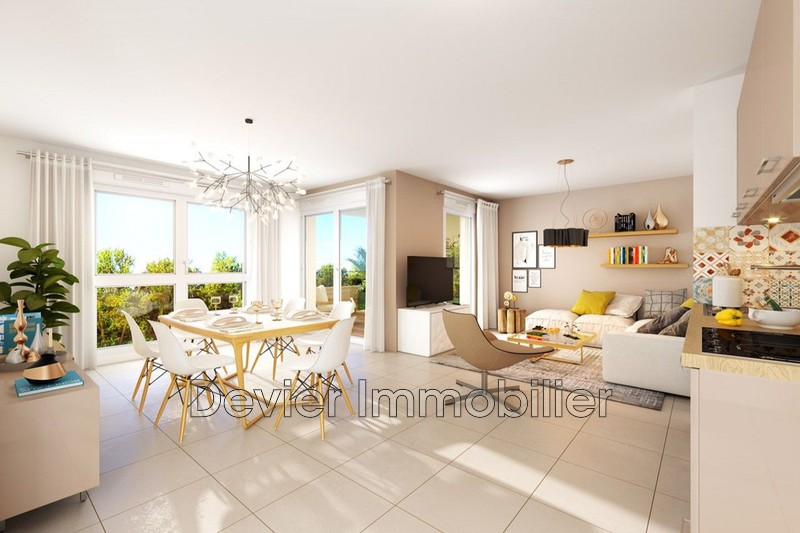 Photo n°1 - Vente appartement Montpellier 34000 - 182 428 €