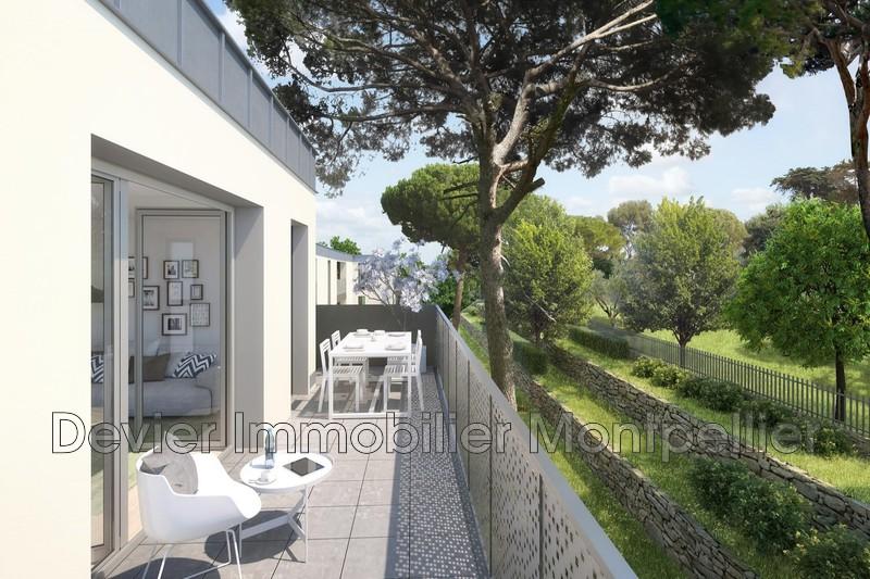 Appartement Montpellier La chamberte,   achat appartement  3 pièces   56m²
