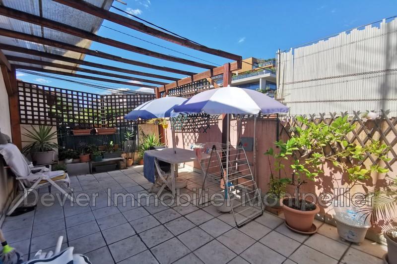 Appartement Montpellier Richter,   achat appartement  2 pièces   45m²