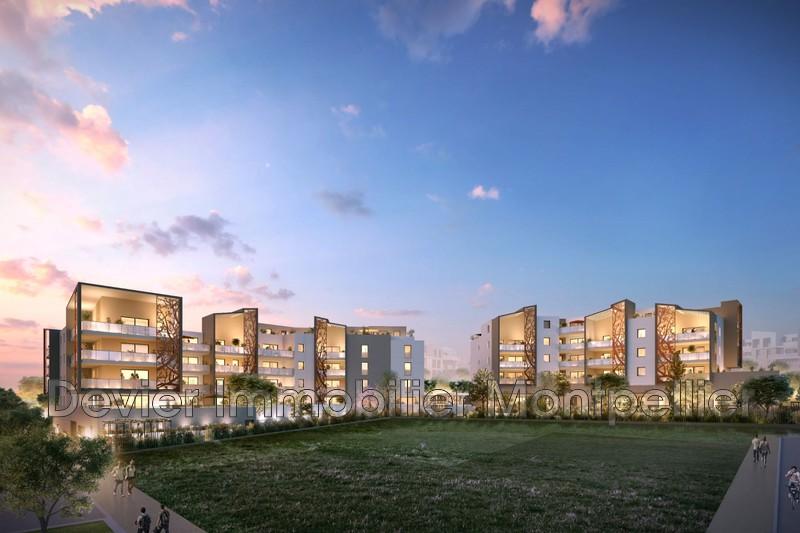 Appartement Saint-Jean-de-Védas Saint jean de védas,   achat appartement  3 pièces   62m²