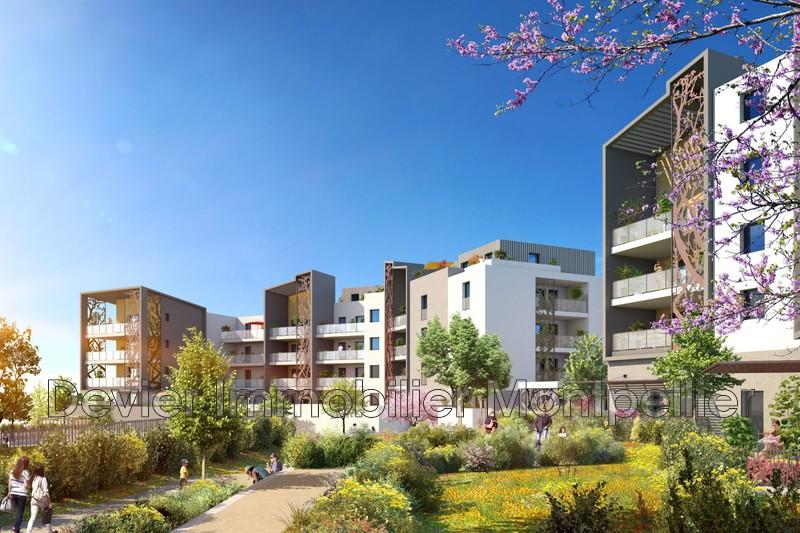 Photo n°3 - Vente appartement Saint-Jean-de-Védas 34430 - 409 000 €