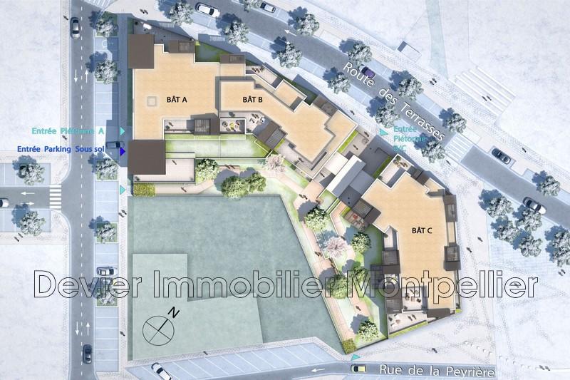 Photo n°5 - Vente appartement Saint-Jean-de-Védas 34430 - 409 000 €