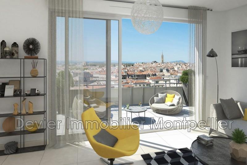 Appartement Montpellier Montpellier,   achat appartement  3 pièces   70m²
