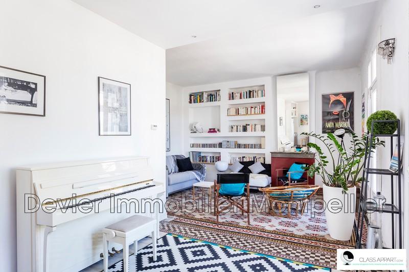Appartement Montpellier Arceaux,   achat appartement  3 pièces   80m²