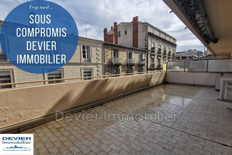 Apartment Montpellier Gare,   to buy apartment  4 rooms   95 m²