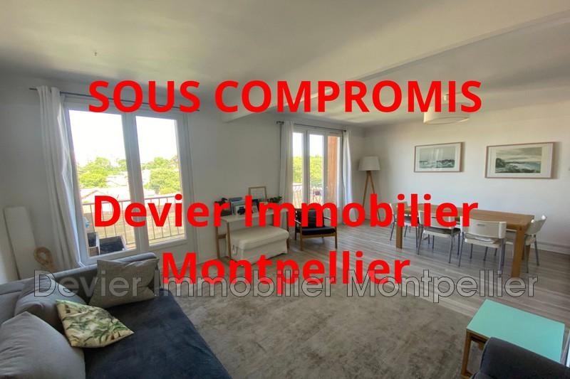 Appartement Montpellier Les aubes,   achat appartement  3 pièces   67m²