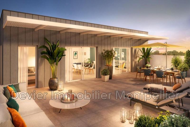 Photo Appartement Montpellier Port marianne,   achat appartement  3 pièces   70m²
